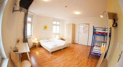 Accommodation A&O Wien Stadthalle