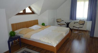 Accommodation Gartenpension Prosl