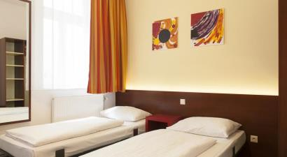 Accommodation Pension Stadthalle