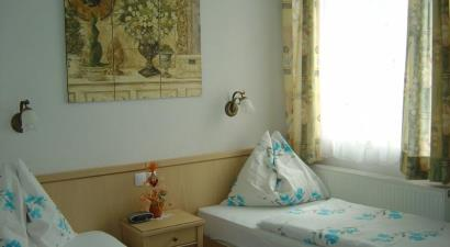 Accommodation Pension Haus Sanz